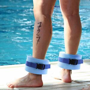 Aqua Exercise Aqua Jogger Swim Weights Aquatic Cuff Water Aerobics Running 1Pair