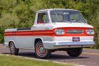 1963 Chevrolet Corvair Corvair Deluxe Rampside Pickup 1963 Chevrolet Corvair Deluxe Rampside Pickup