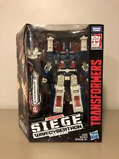 *NEW* War For Cybertron Siege Leader Class Ultra Magnus WFC-S13