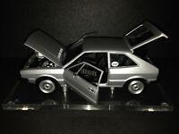 VW Scirocco GTI 1 MK1 Tuning Umbau BBS Felgen dreh- u. lenkbar TÜV-Sockel 1:18
