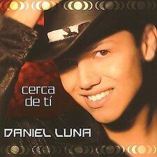 DANIEL LUNA - CERCA DE TI NEW CD