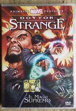 Dottor strange il mago supremo - Marvel  DVD nuovo  sigillato