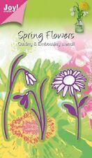 Joy Crafts flores de corte de grabación en relieve Die - 3 - 6002/0354 *