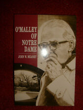O'Malley Of Notre Dame by John W. Meaney - 1991
