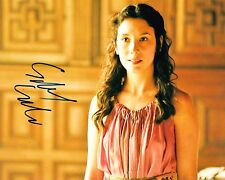 Sibel Kekilli Signed 8x10 Photo Authentic Autograph Game of Thrones Shae COA C
