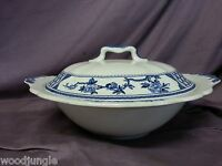 JOHNSON BROS ENGLAND THE EXETER COVERED CASSEROLE BOWL TUREEN SOUP BROTHERS