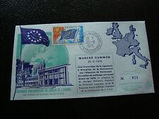 FRANCE - enveloppe 20/9/1976 yt service n° 48 (cy19) french
