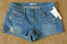 RICH & SKINNY SEXY SHORT SHORTS  29 NWT$135 Winter Lake! Stretch!Celebrity Loved
