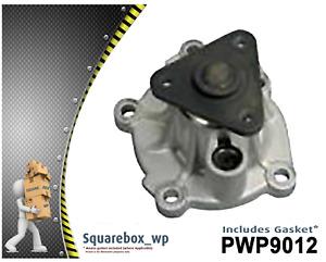 Water Pump PWP9012 fits MITSUBISHI ASX XA 2.0L DOHC 4811 01/10 onward