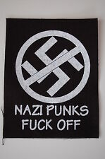 Dead Kennedys Cloth Patch (CP90) Punk Rock Sex Pistols Ramones