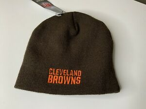 Cleveland Browns Beanie Winter Hat Scull Cap Kids Youth