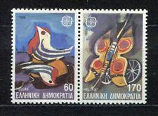 S2432) Greece 1989 MNH Nuevo Europa,Children Games 2v