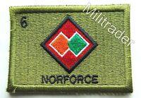Australia Australian 6th Brigade Norforce Patch