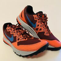NIKE Air Zoom Wildhorse 3 749336-600 Jogging Running Shoes Casual  (SIZE 9)