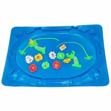 Haut Bouncing Spin plastique Fusion String Corde Jouet Beyblade Stadium Arena