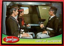 CAPTAIN SCARLET - Card #36 - Held At Gunpoint - Cards Inc. 2001