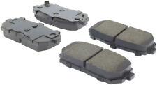 Disc Brake Pad Set-Premium Ceramic Pads with Shims and Hardware Rear fits Rondo