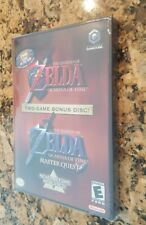 NEW The Legend of Zelda: Ocarina of Time - Master Quest Nintendo GameCube SEALED