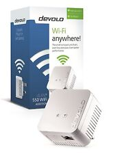 9626 DEVOLO Powerline dLAN 500 WiFi Add-On SINGLE adapter, utilizzare CON STARTER KIT