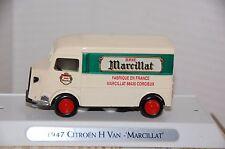 """Matchbox COLLECTIBLES YTF4 1947 CITROEN TYPE """"H"""" VAN """"MARCILLAT"""""""