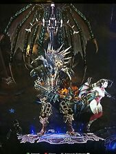 DIABLO 3 MODDED 2.5 DEMON HUNTER SET GRIFT 150 NEVER DIE XBOX 1 + WING + PET