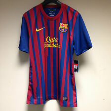 Barcelona FC 2011 2012 Home Football Shirt Adult EXTRA LARGE NEW Camiesta XL