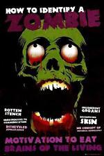 Identifier Un Zombie-Maxi Poster 61 cm x 91.5 cm nouvelle et scellée