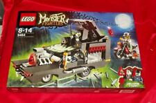 Lego 9464 Monster Fighters  The Vampyre Hearse 2012 Factor Sealed Discontinued