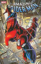 Amazing Spider-Man American Comics Novels