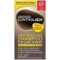 Just for Men Control Gx Grey Reducing Shampoo, Blonde & Medium Brown, 5 Oz
