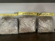 3 large bags Dried Spanish Moss-4L-Unopened for Arts & Crafts/ Dried Plants