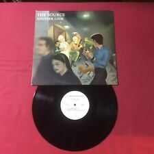 The Source - Another Look: Picture Window #PWR 0009 *Vinyl 1985-LP  (EX) Copy