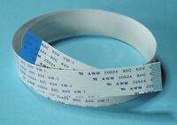 FFC B 15Pin 1.0Pitch 50cm Raspberry Pi Ribbon Flx Cable Flachbandkabel E244054