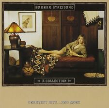 Barbra Streisand-A Collection Greatest Hits... and more CBS Records CD 1989