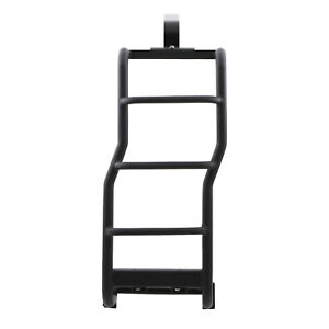 HEAVY DUTY STEEL REAR DOOR ACCESS LADDER FOR LAND ROVER DISCOVERY 3/4 2010+