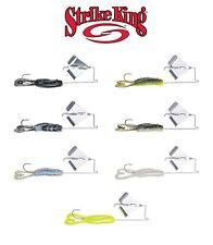 Strike King KVD Toad Buzz Buzzbait Topwater Lure - Select Color