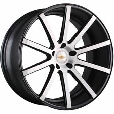 "NEW 19"" JUDD T202 ALLOYS 5X120 BMW F10 F11 F12 F13 5 6 SERIES X3 BLACK POLISHED"