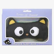 The Creme Shop x Hello Kitty Plushie Sleep Mask ( Chococat )