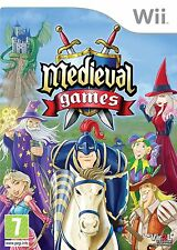 Medieval Games (Wii) Nintendo Wii PAL Brand New