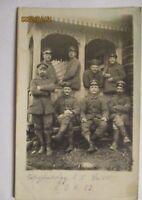 Ostfront, Soldaten RIR 59, Fotokarte (38095)