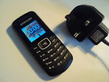 BASIC SAMSUNG GT-E1080I  ELDERLY DISABLE SIMPLE ON TESCO/O2,GIFFGAFF +CHARGER