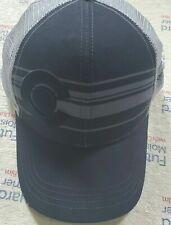 BOCO Gear Colorado Gray Mesh Snapback Baseball Hat Cap