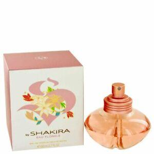 Eau Florale by Shakira for Women EDT Perfume Spray 1.0 oz. NEW