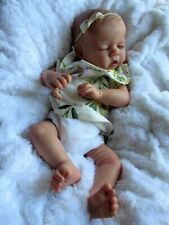 ~BEAUTIFUL  REBORN BABY GIRL CHARLEE NEW SCULPT BY SANDY FABER~