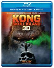 Kong Skull Island - Blu-ray Region 1
