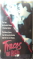 Traces of Red (VHS) 1982 thriller stars James Belushi and Lorraine Bracco