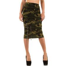Markenlose L Damenröcke aus Baumwollmischung