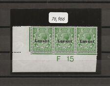 BRITISH LEVANT 1916 SG 1 MNH/MINT Cat £210 . CERT