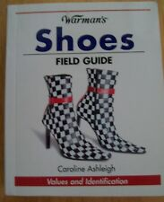 VINTAGE WOMAN SHOES PRICE VALUE GUIDE COLLECTOR BOOK