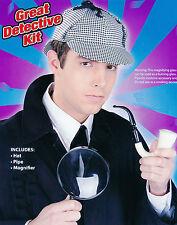 Sherlock Holmes Disfraz Detective Kit